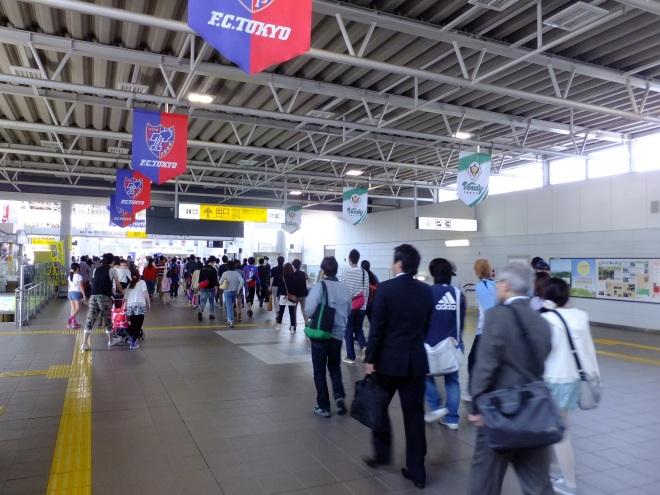 F.C. Tokyo, Sagan Tosu, Fernando Torres, Ajinomoto Stadium, Chofu, Tokyo, Japan, Football, J League
