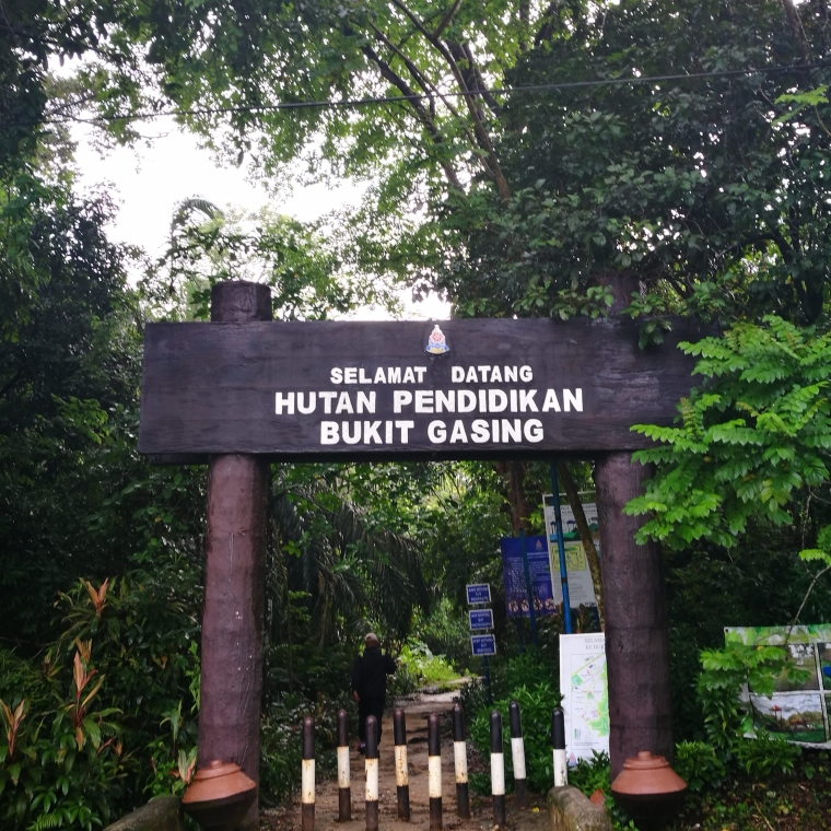 Gasing Hill